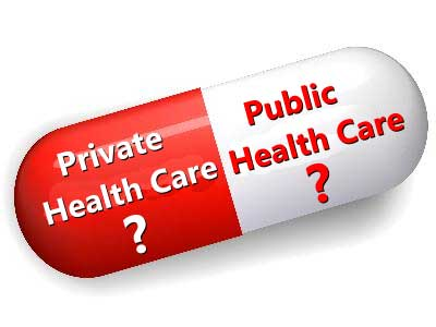 public vs private health care essay Health care in canada essaysarguments both for and against the privatisation of canada's health health care in canada health economics healthcare healthcare reform supporters of the blended privatepublic system insist that privatisation is required to advance technology and.